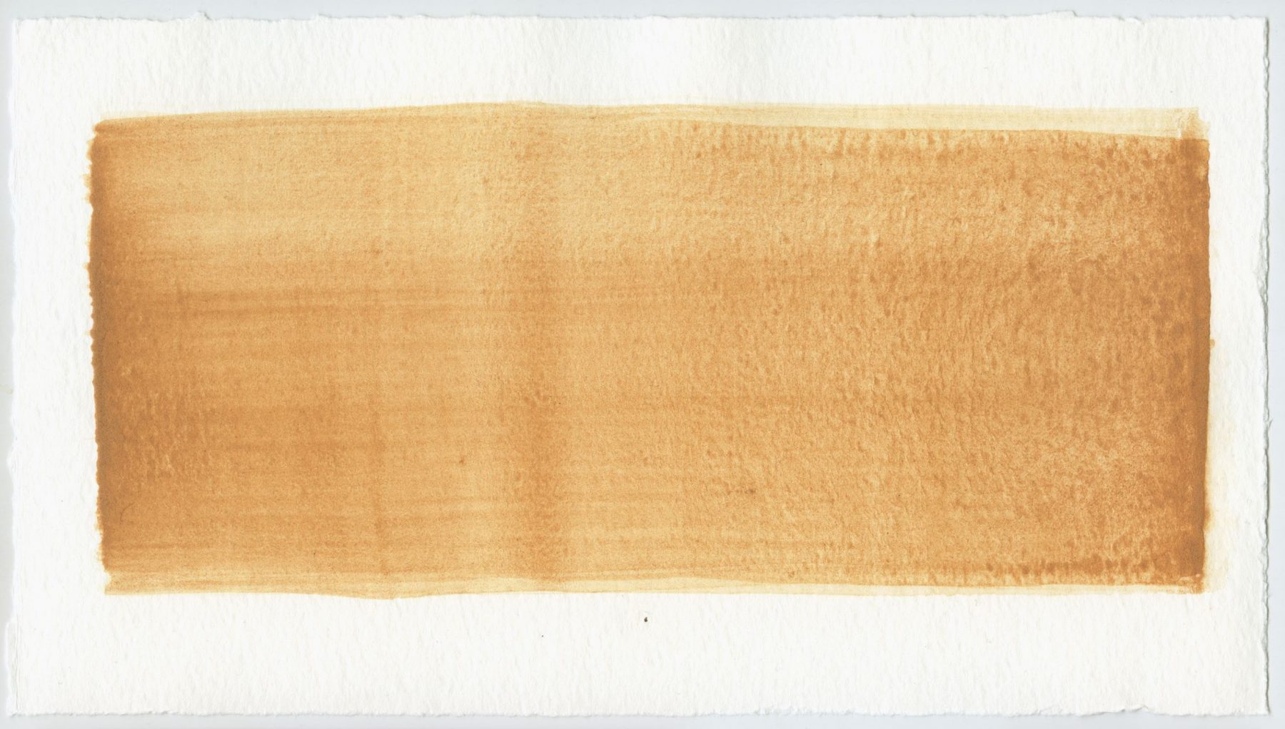 Brush stroke no. 12 - Selfmade pigment: Perekker roze