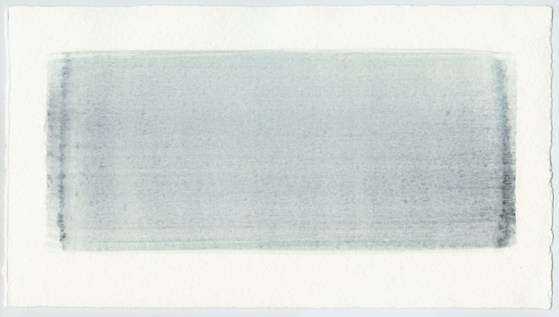 Brush stroke no. 39 - Pigment: vivianiet (from Kremer Pigmente)