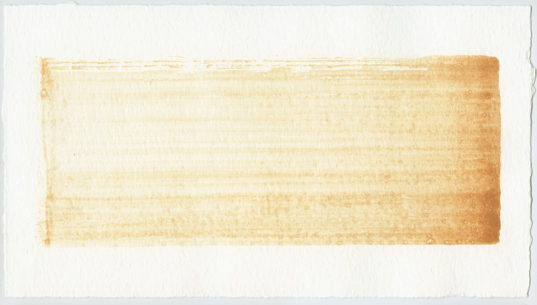 Brush stroke no. 98 - Selfmade pigment: Perekker roze